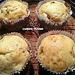 recette Muffins au saumon fumé et tomates confites