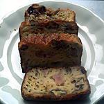 recette cake au jambon et aux noix