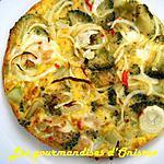 recette Omelette light et rapide au four