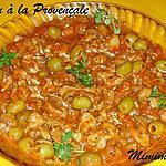recette Veau à la Provençale