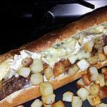 recette Sandwich Américain *à notre façon*