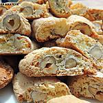 recette Croquants aux noisettes