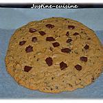recette Maxi Cookie