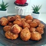 recette Chouquettes chorizo mozzarella