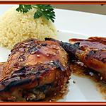 recette Poulet sauce barbecue
