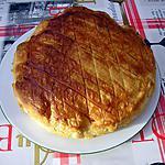 recette tourte au steak haché, pomme de terre, conté