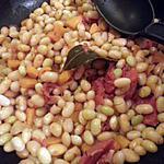 recette Haricots Cocos de Paimpol à la tomate