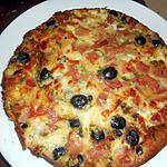 recette Clafoutis de mozzarella
