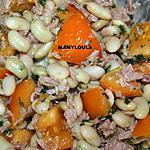 recette Salade de haricots blancs