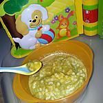 recette Soupe de légumes étoilé *Pour Bébé*