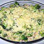 recette gratin de brocolis