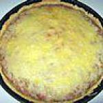 recette tarte au thon à la béchamel