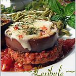 recette Galettes de porc alla parmigiana
