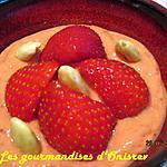 recette Crème glacée à la fraise d'après Gaston LENÔTRE