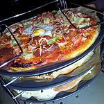 recette *Soirée*Pizza oriental