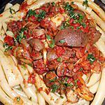 recette Rognon de veau aux macaronis longs