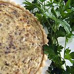 recette Tarte à la sardine