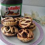 recette Minis tartes au pomme Nutella