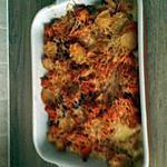 recette gratin de potiron, pommes de terre