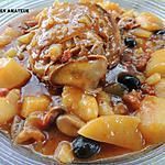 recette Rôti de porc à l'andalouse