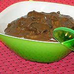 recette Mousse mascarpone aux chocolat