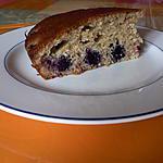 recette Gâteau léger aux mûres