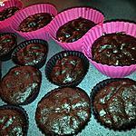 recette Fondants au chocolat cuisson vapeur
