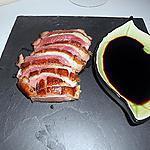 recette Magret de canard aux 4épices et réduction de balsamique