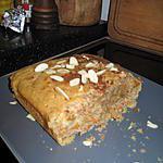 recette carrot's cake a la celine
