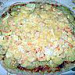 recette pizza au surimi