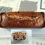recette Cake nougatine chocolat