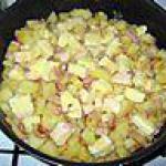 recette pomme de terre rotis au munster