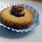recette Sablés noix pistache