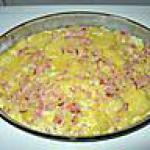 recette gratin de pomme de terre au bouillon
