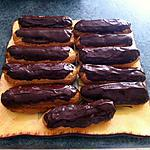 recette Eclairs au chocolat (thermomix)