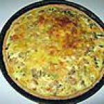 recette tarte printanière