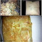 recette Brick thon oeuf