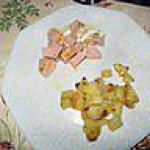 recette salade tiède au cervela