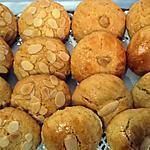recette MACARONS CROQUANT AUX AMANDES