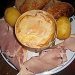 recette Fondue vacherin mont d or jambon a l os