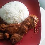 recette Mafe au poulet onctueux (sénégalais)