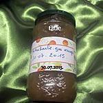 recette Confiture de rhubarbe au jus d'orange.MAP.