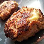 recette Steak haché au jambon montagnard