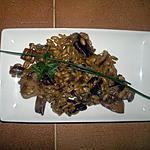 recette Blé de kamut au cèpe façon risotto