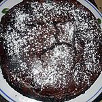 recette Gateau au chocolat et au rhum