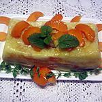 recette Gâteau aux abricots micro-ondes.