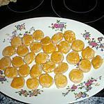 recette Mini sablés à la cannelle