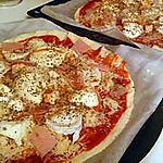 recette Pizza vite fait maison