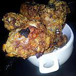 recette Pilons de poulet comme au kfc façon maman