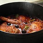 recette Poulet à l'espagnol